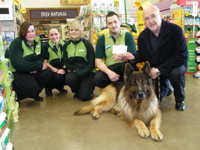 2013 Pets at Home Donation