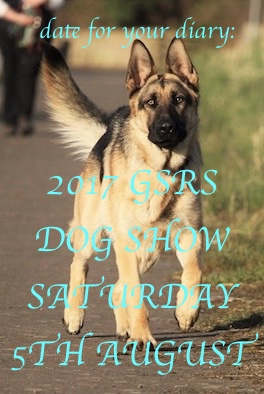 2017 SHOW DATE